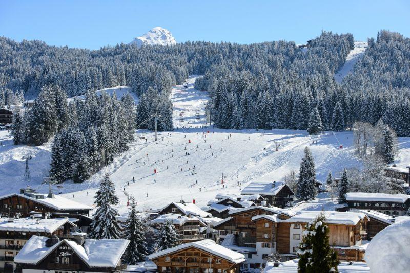 Les Gets ski resort France lesgetsinfocom