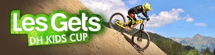 Les Gets Downhill Mountain Bike Kids Cup 2019