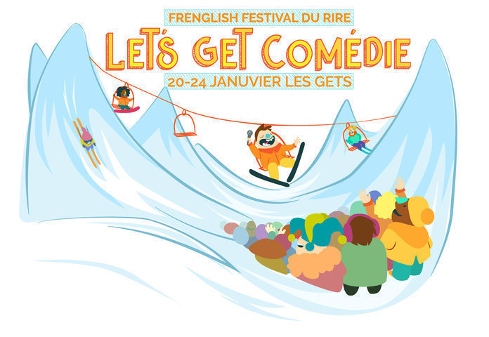 Let's Get Comedie Festival