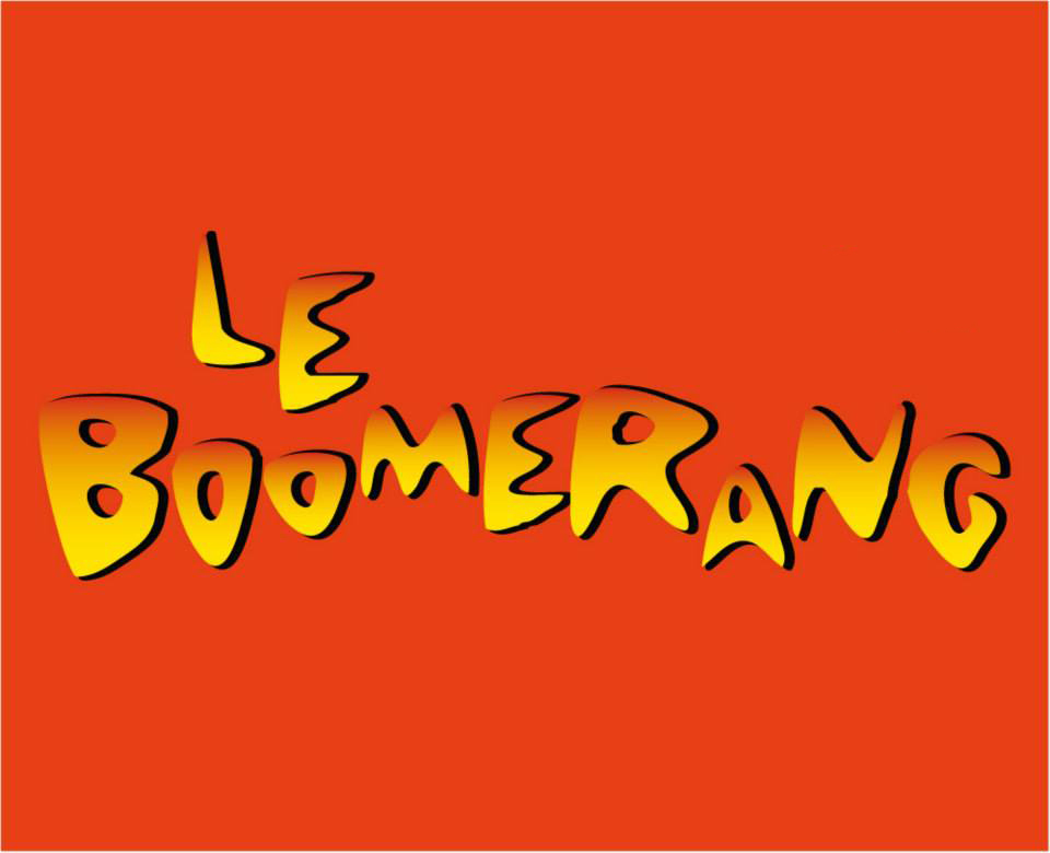 Le Boomerang has moved into Le chamois D'Or Hotel in Les Gets