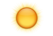 Icon for Les Gets weather forecast for 05/04/2020